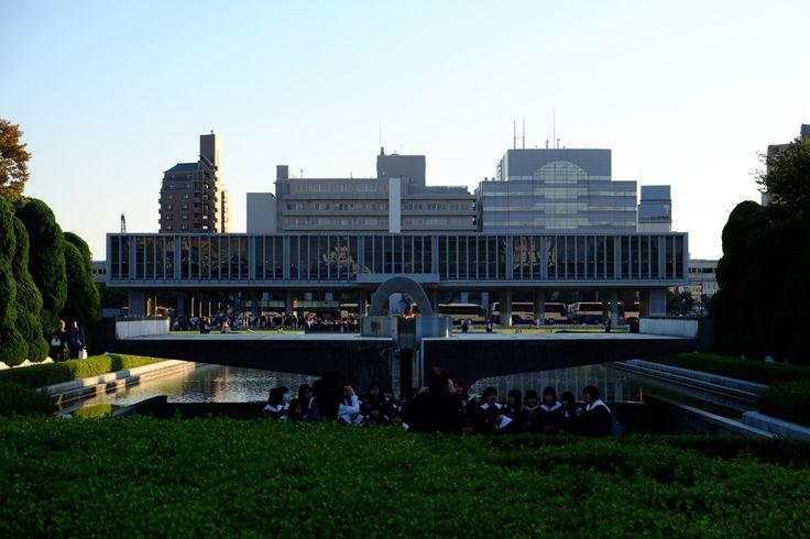 Memorial de la paix Hiroshima