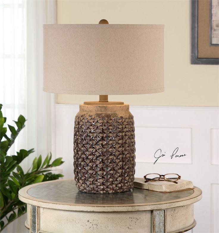 Uttermosts Lamps Combine Premium Quality Materials With Unique High Style Design