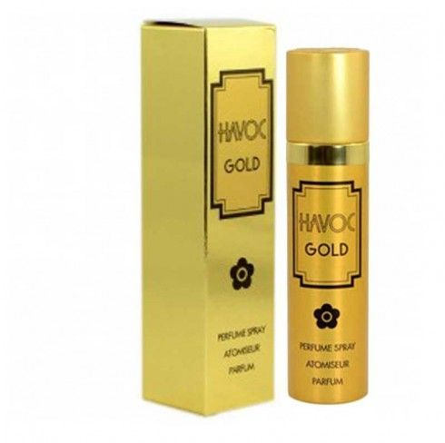 1f6898c1b HAVOC GOLD PERFUME SPRAY For Men | Perfume Collections | Gold spray, Perfume,  Sell gold