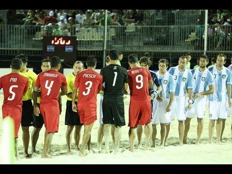 #2013 #argentina #beach #BeachSoccer #cup #fifa #friendly #goal #highlights #soccer #Tahiti #vs #world 2013 FIFA Beach Soccer World Cup / Friendly / Tahiti vs Argentina Highlights