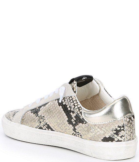 Steve Madden Philosophy Snake Multi Star Print Sneakers Dillard S Print Sneakers Sneakers Star Print