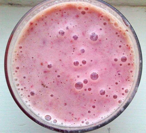 pomegranate-smoothie | Smoothies | Pinterest