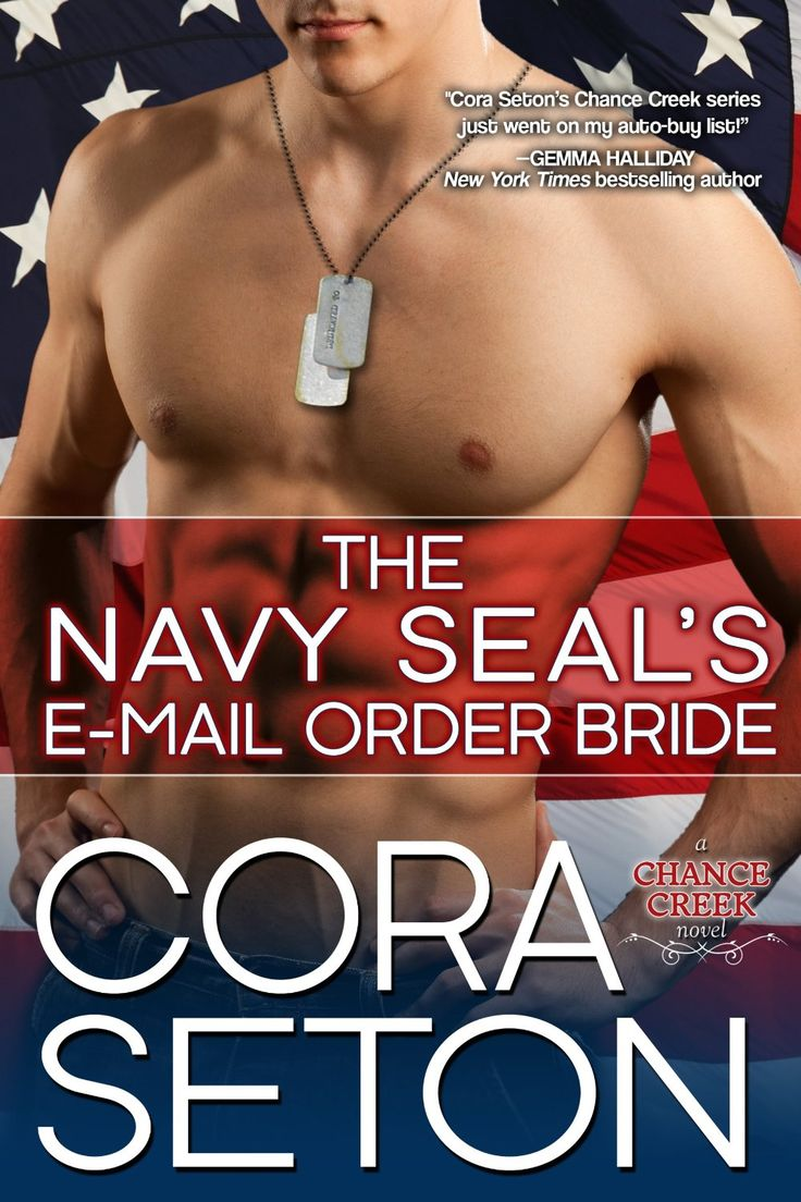 A New Review Of The Navy Seal's Email Order Bride By Cora Seton Has