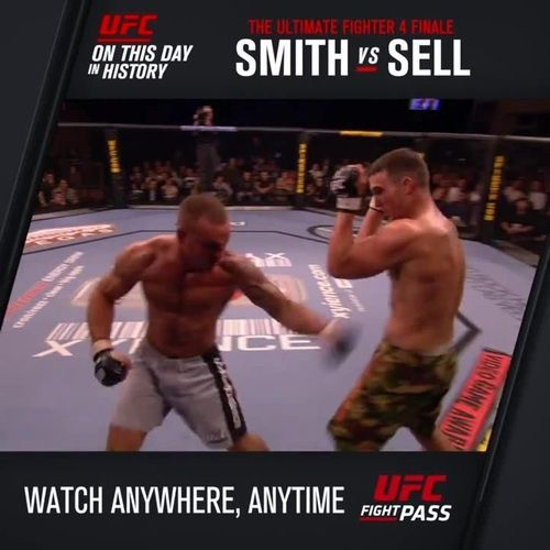 #OnThisDay in 2006: One of the most unbelievable finishes in UFC history! 😳