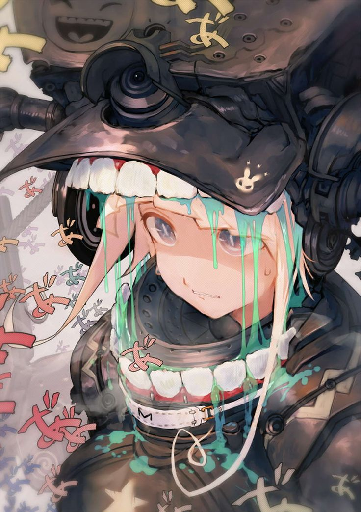 Beautiful character designs and illustrations by Niigata, Japan based artist and illustrator Toridamono.