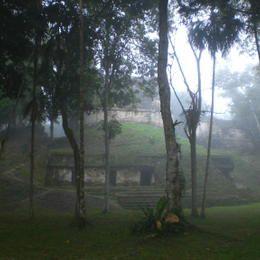 Parque Nacional de Tikal. Civilização Maia Departamento de El Petén, Guatemala.  Fotografia: ©Silvan Rehfeld.