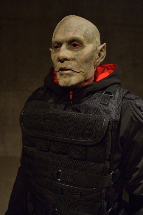 The Strain (TV Series 2014– ) Stephen McHattie as Vaun
