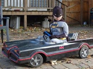batmobile pedal car retro batman pinterest pedal car batmobile and cars