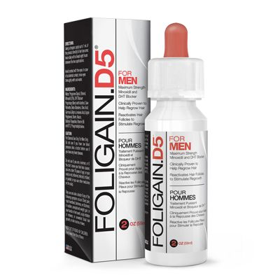 FOLIGAIN.D5 for REGROWTH SERUM. Eraze.com.au