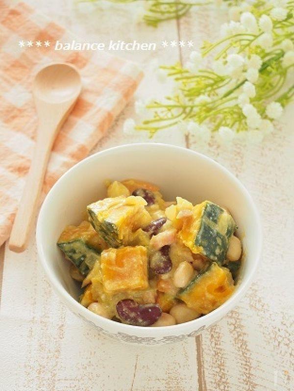 マヨネーズを使ったレシピより、断然低カロリーで栄養満点!さっと出来て、一品で栄養バランスが取れるので、夕食のあと一品から朝食、お弁当にも^^スープにリメイクも出来ます。