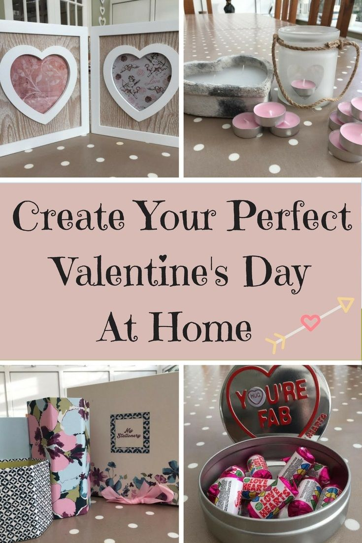 Just because you're staying in for Valentine's Day doesn't mean it has to be dull. I've compiled some of my favourite homewares, gifts & recipes to make your Valentine's Day at home extra special.
