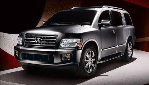 Infiniti QX56... you have no idea how bad I want this truck