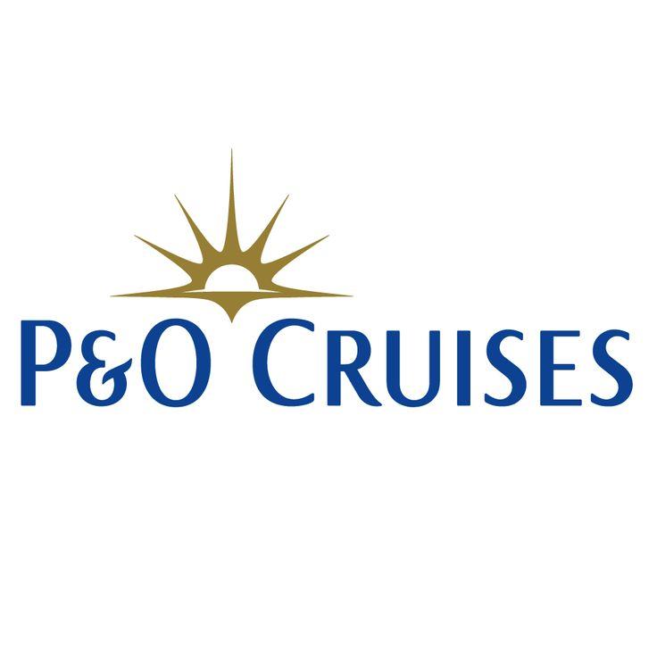 P&O Cruises logo.