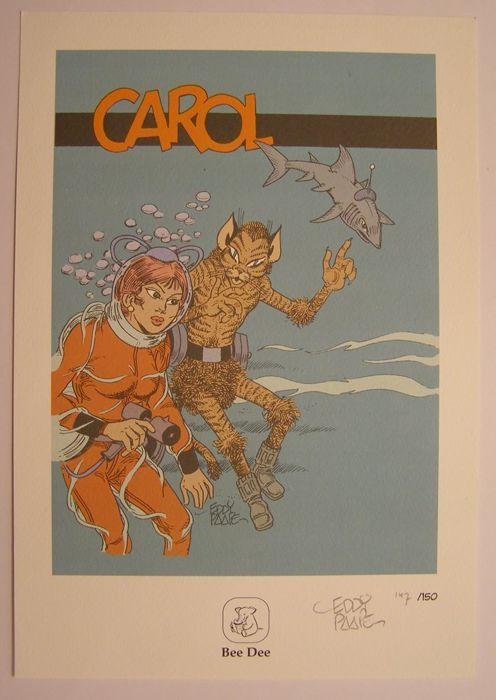 Luc Orient T18 - Rendez-vous à 20 heures en Enfer -  ex-libris (1995) - W.B.