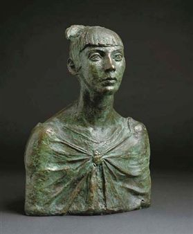Gabrielle Soene By Sir Jacob Epstein