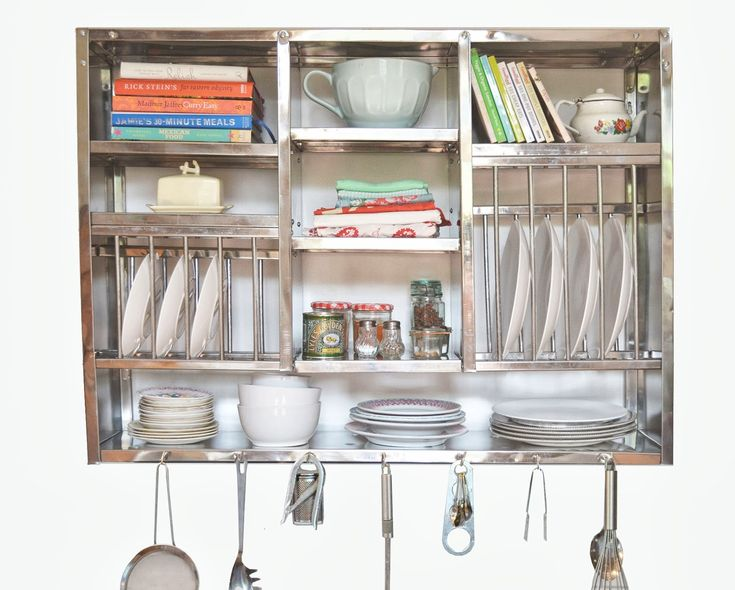 Stainless Steel Plate Rack to organize your kitchen well. Comes in various size. We  sc 1 st  Pinterest & 7 best Plate Rack images on Pinterest | Kitchen shelving units ...