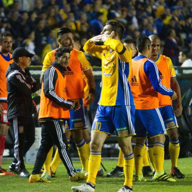 Andre-Pierre Gignac, Tigres edge past Leon into the Liga MX Apertura final