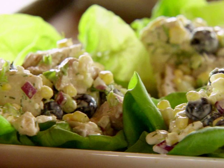 The 3 C's-Crunchy Carolina Chicken Salad. This is a makeover of Ruby Tuesdays Carolina Chicken Salad, with a calorie intake at over 1,, is no way for any American to eat, there has to be a better way.