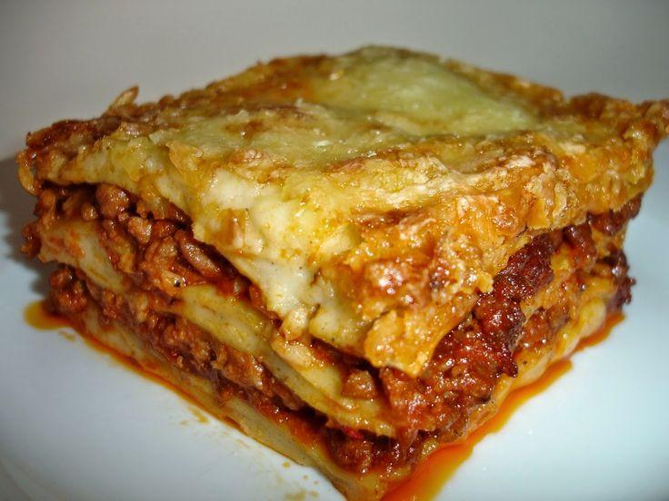 cocina postres ensaladas verduras carnes recetas lasaa de carne para hacer en casa