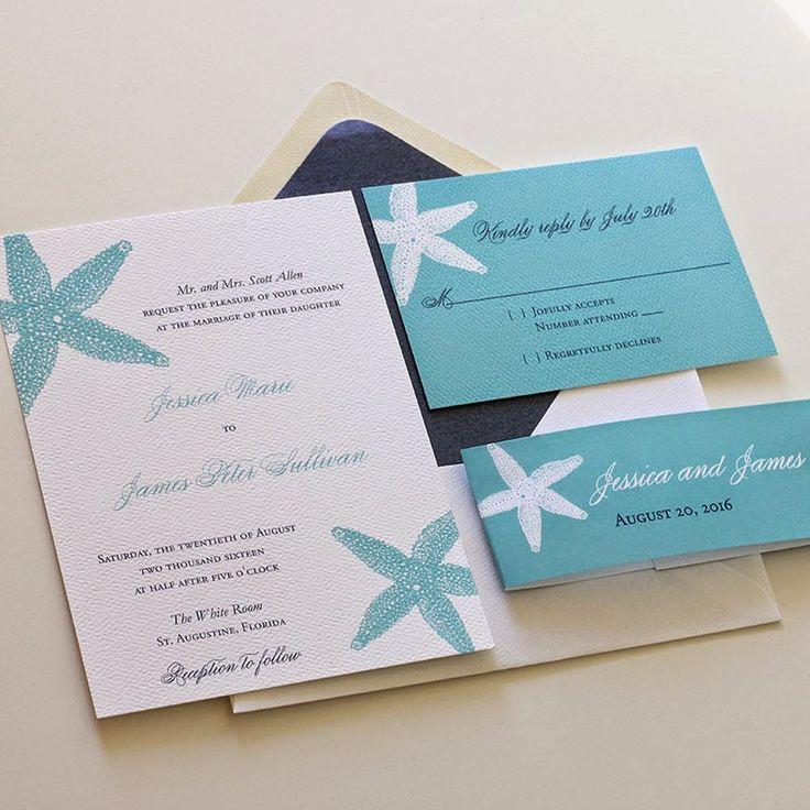 27 best Etsy Wedding Invitations images on Pinterest | Elegant ...