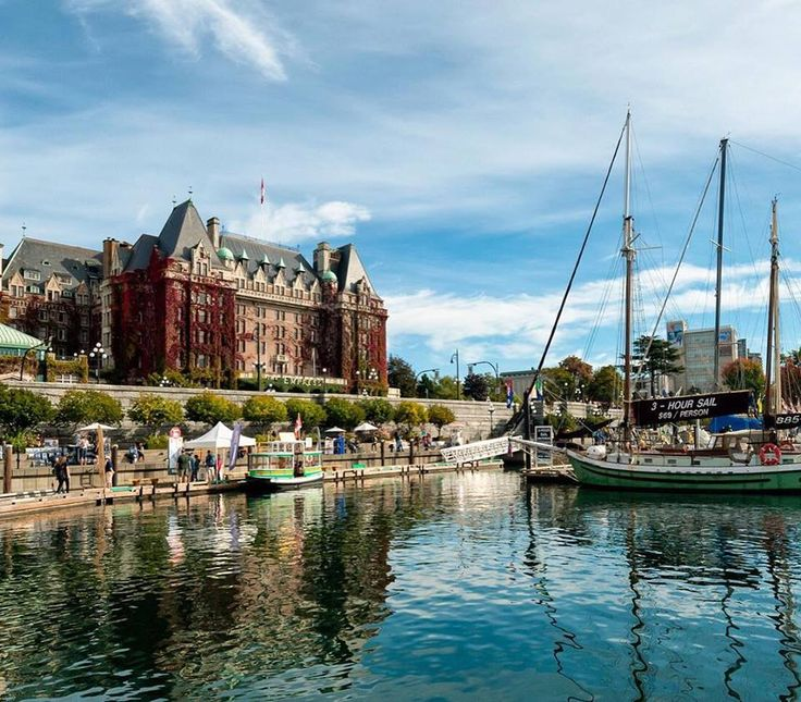 Top Things to Do in Victoria, B.C. #ExploreVictoria