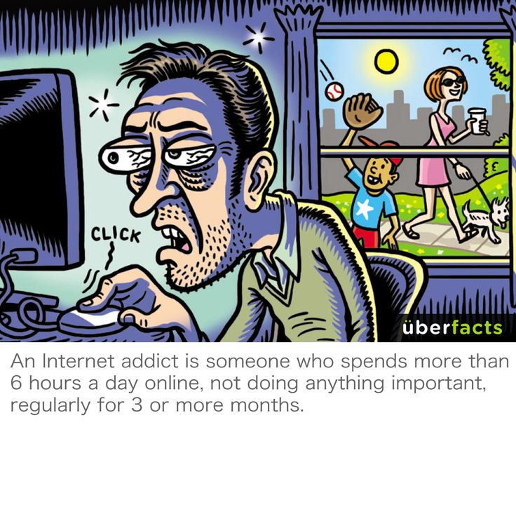 Are you an internet addict?