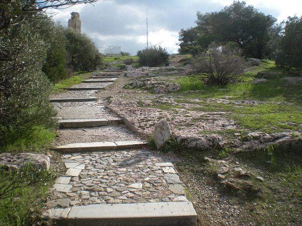 Philopappos Hill