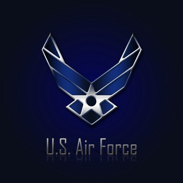 United States Air Force Logo Air Force Wallpaper Mac Air Force Wallpaper Air Force Mom United States Air Force
