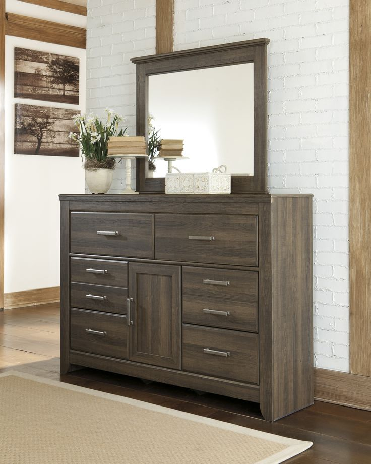 12 Best The 'juararo' Bedroom Collection Images On Pinterest Beauteous Ashley Bedroom Dressers Inspiration Design