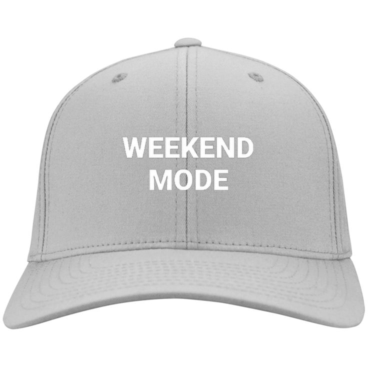 Weekend Mode Cap from Munkberry. Inspired by a love of travel and adventure. These trendy hats are great for everyday, traveling, hiking, camping, outdoors, and more. Great gift idea for women. Baseball caps, hats.