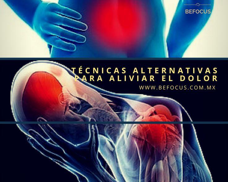 Técnicas alternativas y no invasivas para aliviar el dolor   Befocus