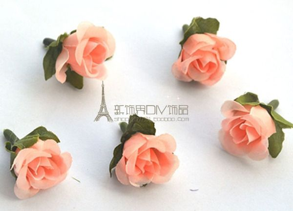 20 best taobao craft supplies images on pinterest craft supplies diy simulation rose small anti edge mini flower head hairpin flowers silk flower garlands wedding mightylinksfo