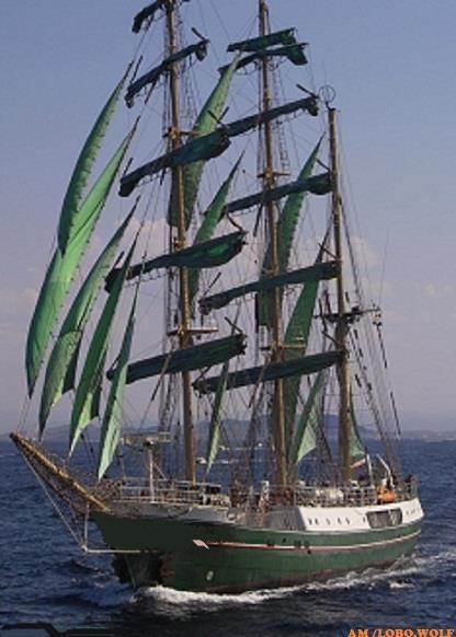 Bottlegreen Ship. Ship on a bottle. Bottles on the ship. Fractal shit. Something there.