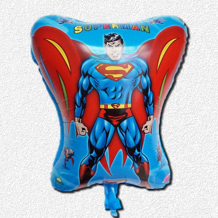Cheap balloon birthday party invitations, Buy Quality balloon birthday party ideas directly from China balloon light Suppliers: New arrive 2pcs/lot the Avenger Foil balloon Birthday party decoration cartoon helium superman balloon party supplies