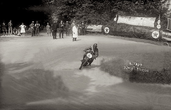 The Vintagent: KENZO TADA  1930 IOM