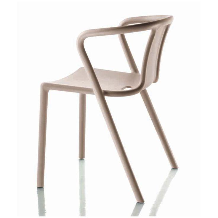 Air Chair for Magis, 1999 design by Jasper Morrison