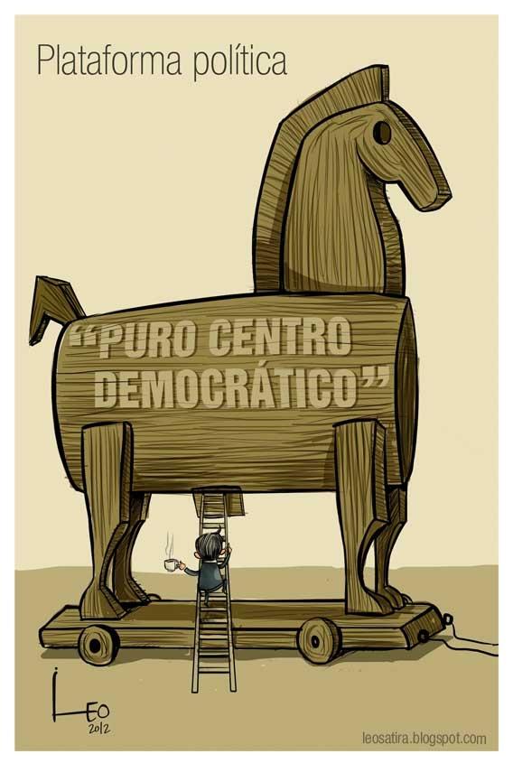 Pura derecha antidemocrática