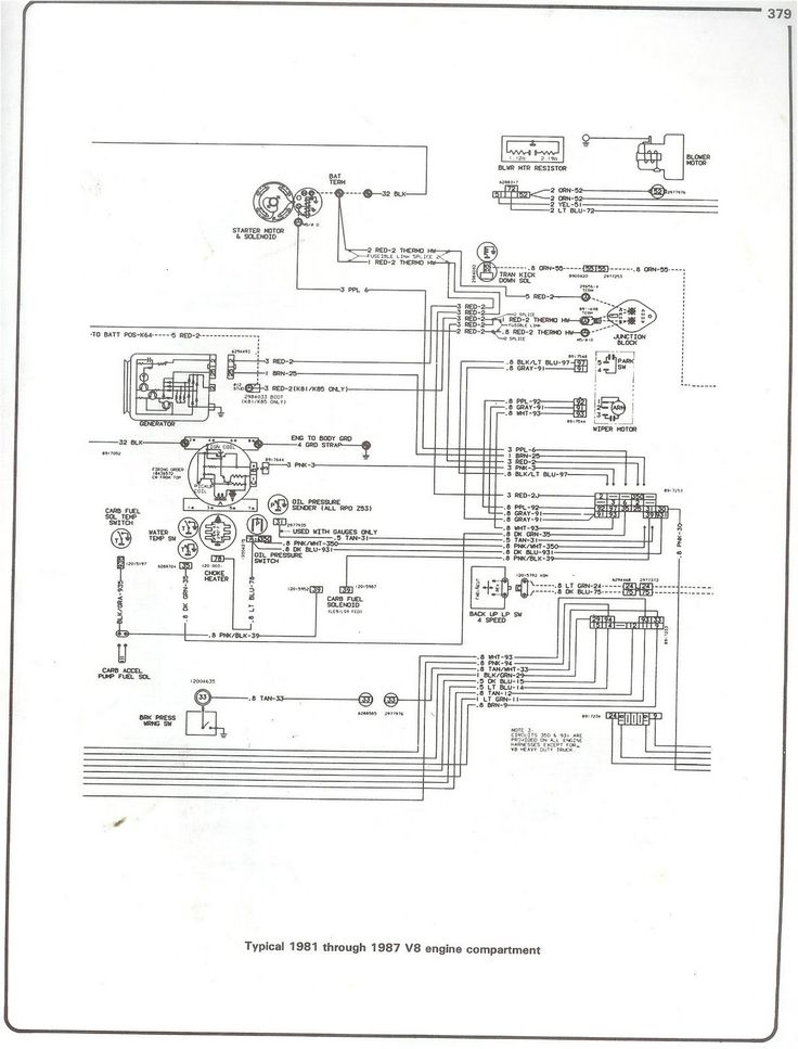1987 Ford Ranger Radio Wiring Diagram | schematic and ...