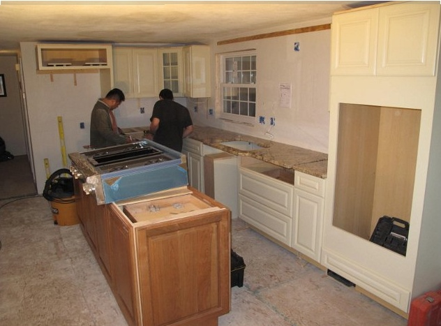 Granite Cutting Rhode Island Countertop
