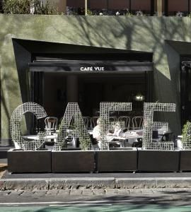 Café Vue at 401 St Kilda Road - Image Gallery-Vue De Monde - the sweet treats on this page look fantastic