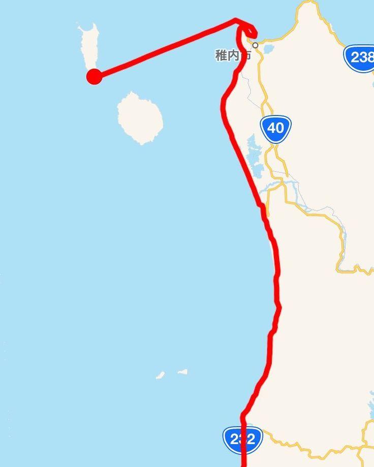2017年7月21日 移動距離 261.3km 今日は走ってないね 直線道路で眠くなるし
