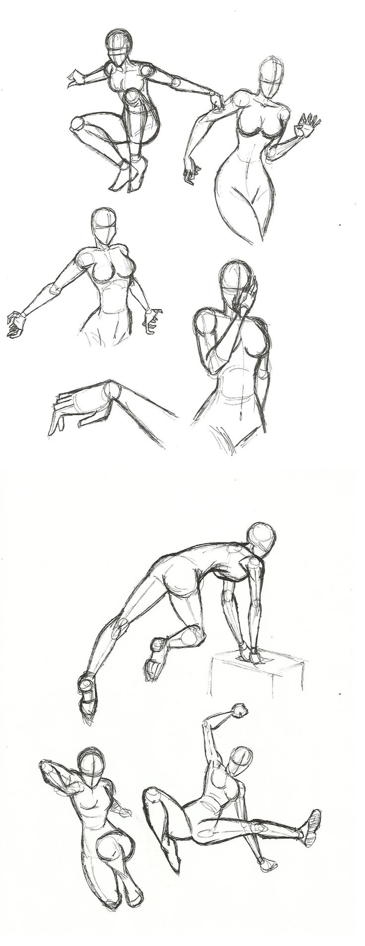 best ideas about dynamic poses body reference i have to admit i don t use photo references often since i don t necessary want a realist anatomy feeling it s not the only way either but it s probably