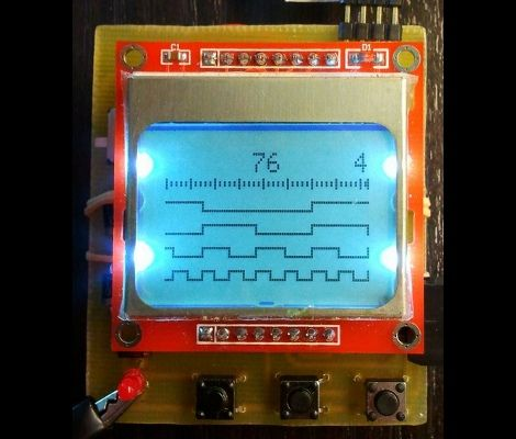 Build your own 4-channel logic analyzer
