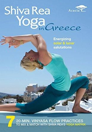 Shiva Rea & Matt Wright - Shiva Rea: Yoga in Greece