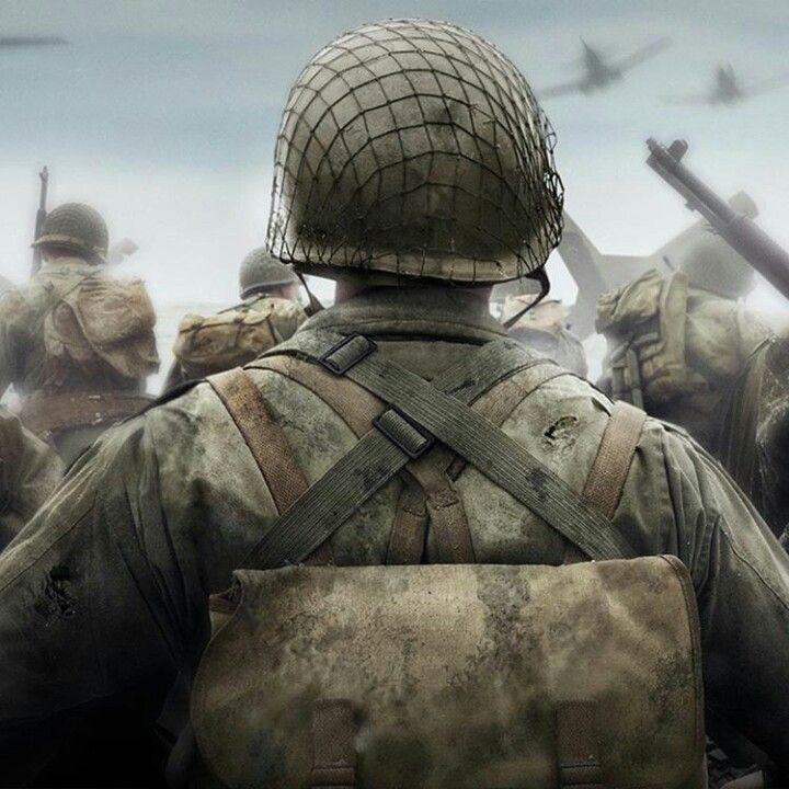Call Of Duty Wwii Call Of Duty Call Of Duty Infinite