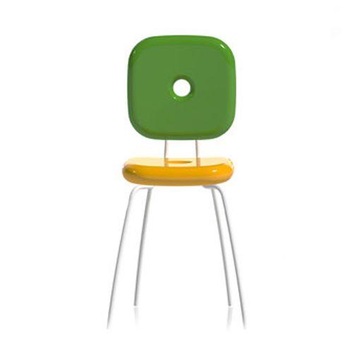 Ping Pong Pang Chair by Serralunga #exclusive #interior #interiordesigner #corefurniture