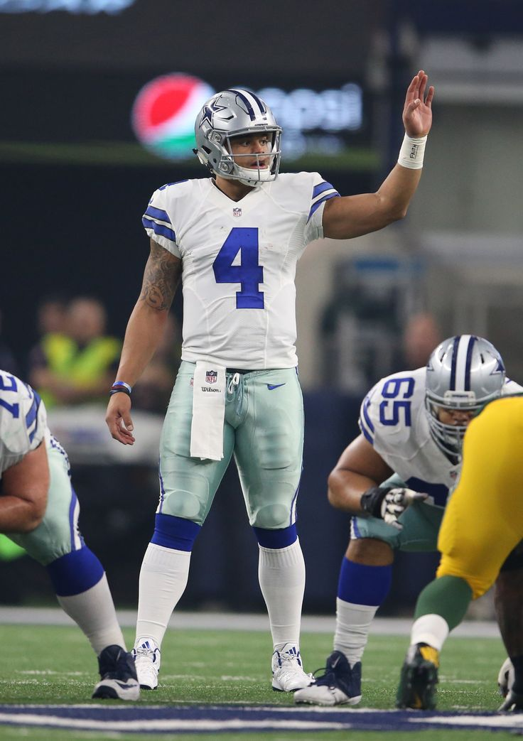 """The Dallas Cowboys Didn't """"Luck"""" Into Dak Prescott; They Did Their Homework - Blogging The Boysclockmenumore-arrowStubhub Logo : The Dallas Cowboys had their quarterback situation work itself out but that doesn't mean they were lucky."""
