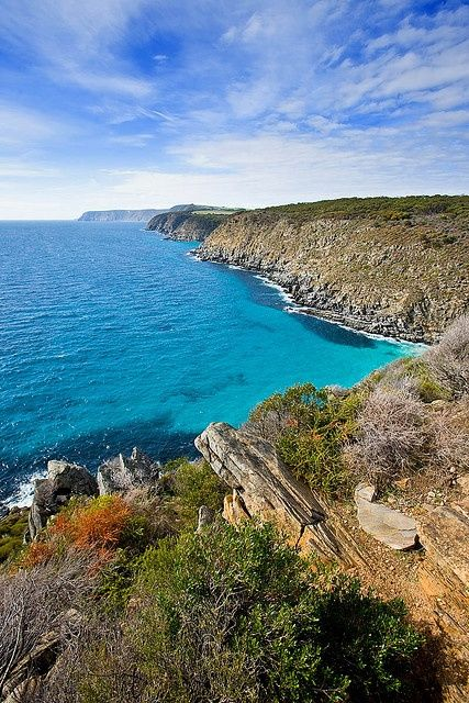 Scotts Bay Kangaroo Island • South Australia • Adelaide's beaches