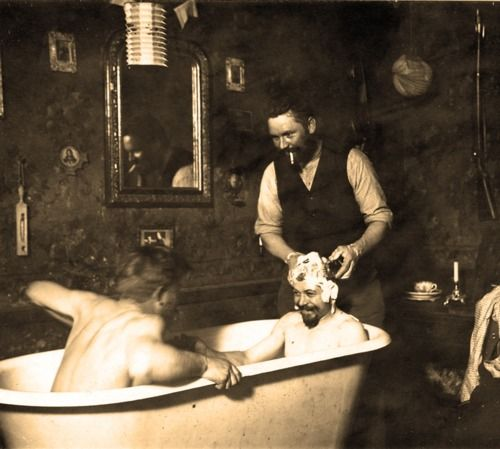 vintage oddities photographs | weirdvintage vienna c 1900 via vintage photos lj