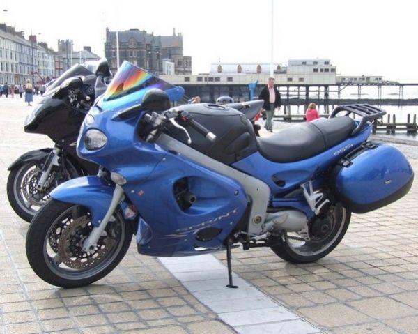 Rigs 2004 Triumph Sprint ST